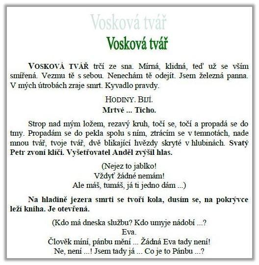104_VoskovaTvar_Za sklem
